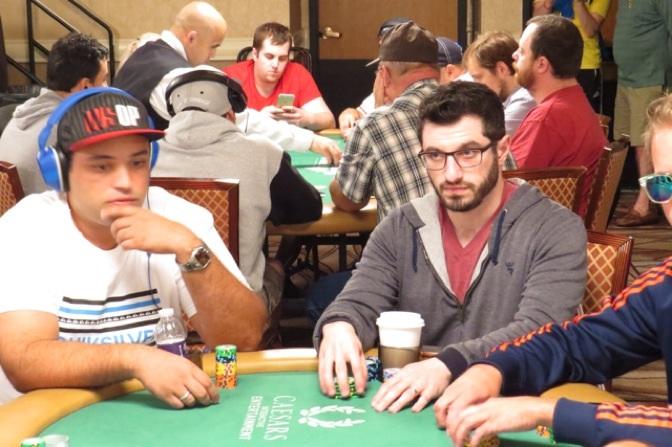 Lucas Iglesias e Phil Galfond