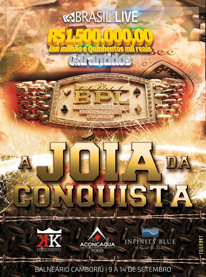 Brasil Poker Live Bracelete