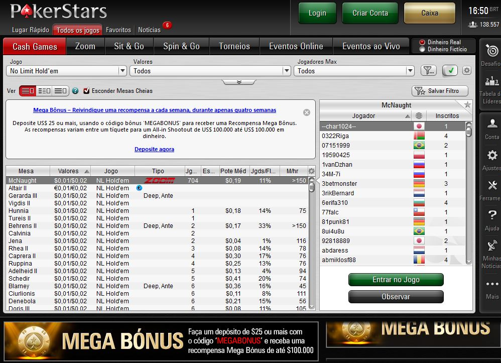 PokerStars_lobby