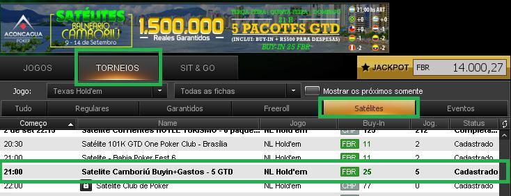 satelite brasil poker live 3 set
