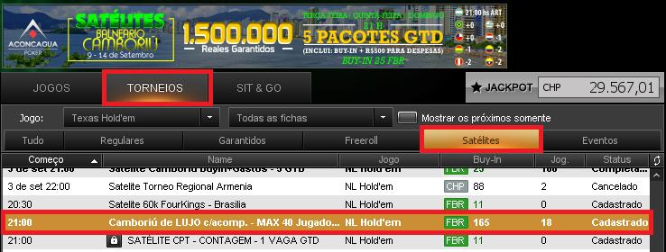 satelite luxo brasil poker live