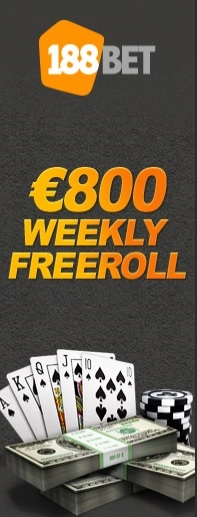 freeroll semanal 188bet vertical