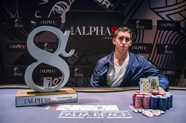 Daniel Colman alpha 8