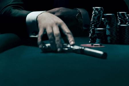 poker arma 450