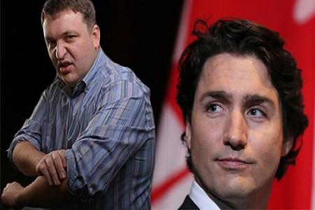 Tony G x Justin Trudeau
