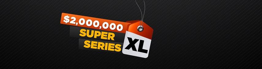 super xl series 888poker