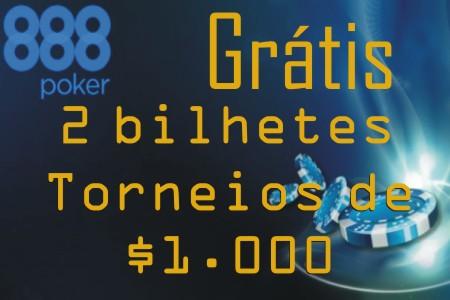 888 torneios gratis