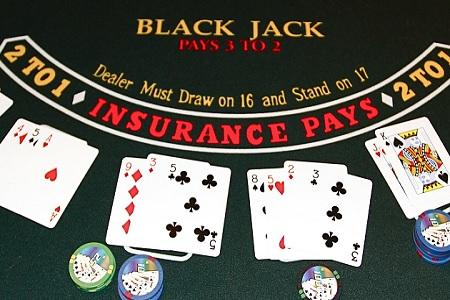 blackjack 450