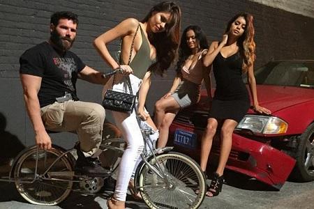 dan bilzerian bike 450