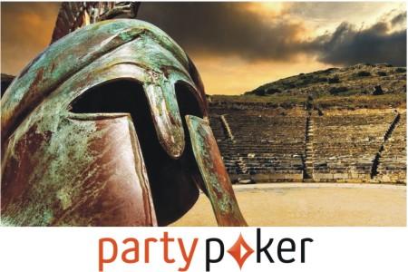 gladiadores partypoker