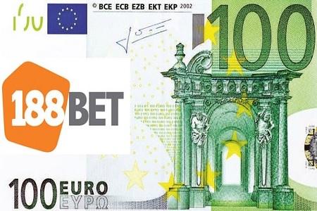 100 euro 188bet 450