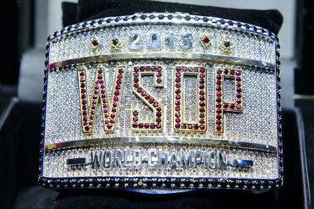 Main Event Winner Bracelet 2015