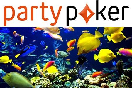 aquario party poker 450