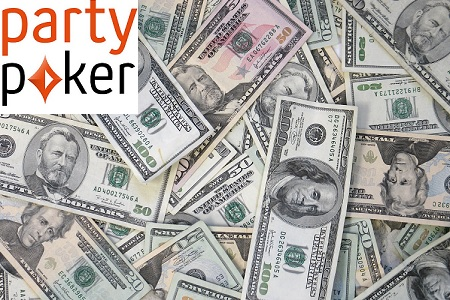 party poker 450 dollars