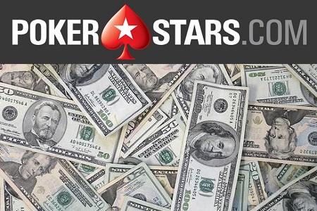 pokerstars rake 450