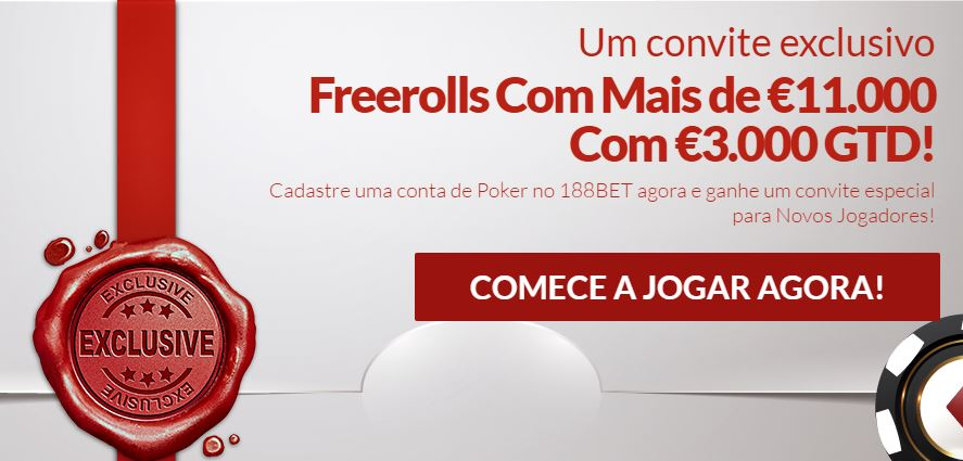 freerolls 188bet