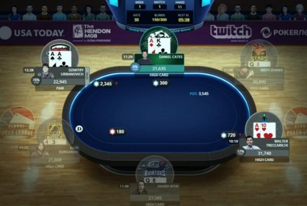 global poker live ao vivo g