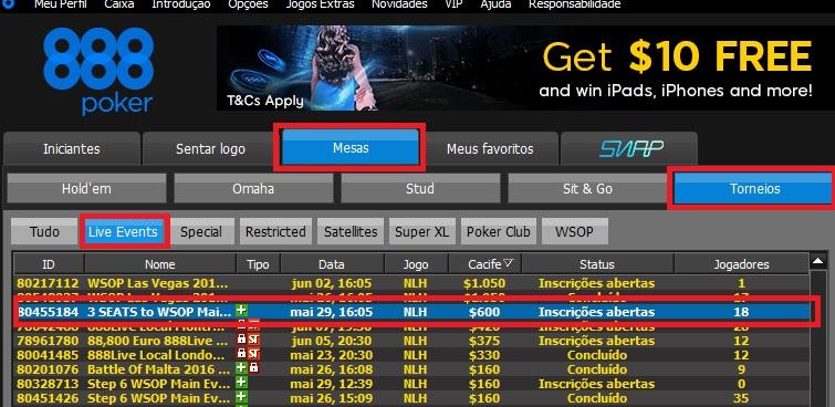 888poker lobby wsop supersize me