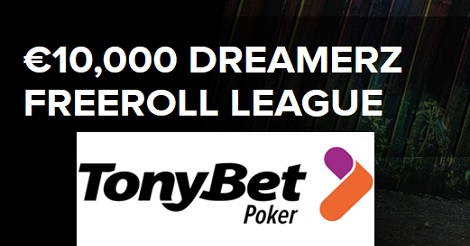 FREEROLL LEAGUE TONYBET FB