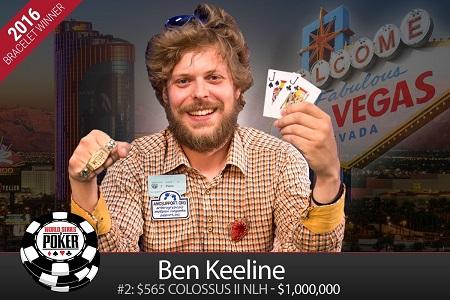 Benjamin Keeline uber 450