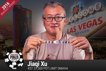 Jiaqi Xu