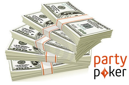 Party poker play money