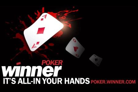winner poker 450