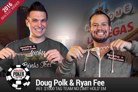Doug Polk e Ryan Fee