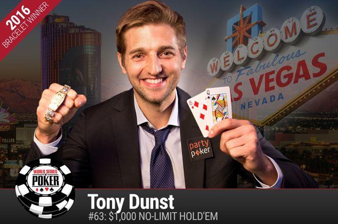 Tony Dunst