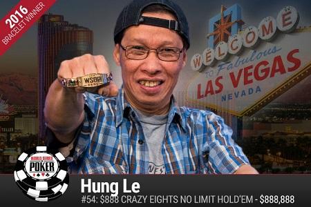 Hung Le