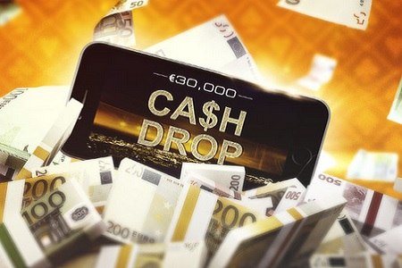cash drop betsson