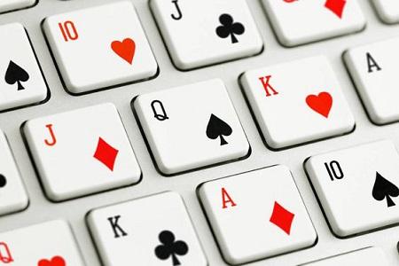 poker online setup keyboard