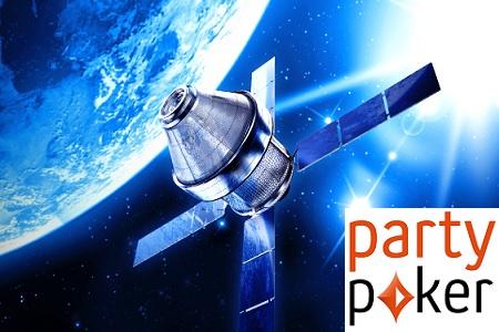 satelite partypoker 450