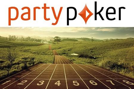 corrida de pontos partypoker 450 c