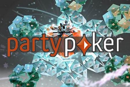 partypoker 450 logo