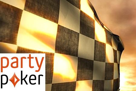 corrida pontos partypoker 450