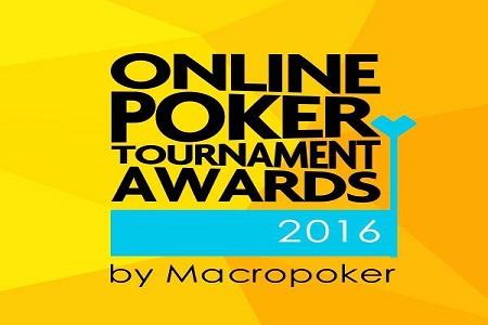 online poker tournament awards