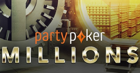 partypoker millions fb