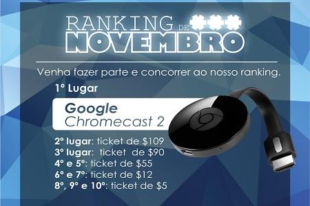 ranking maisev novembro 450