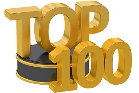 ranking top 100 450