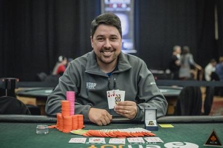 Marcos Antunes WSOP Uruguai
