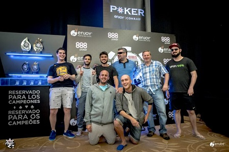 WSOP Circuit Uruguai FT