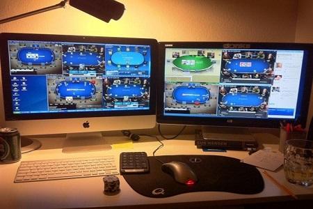poker setup 450