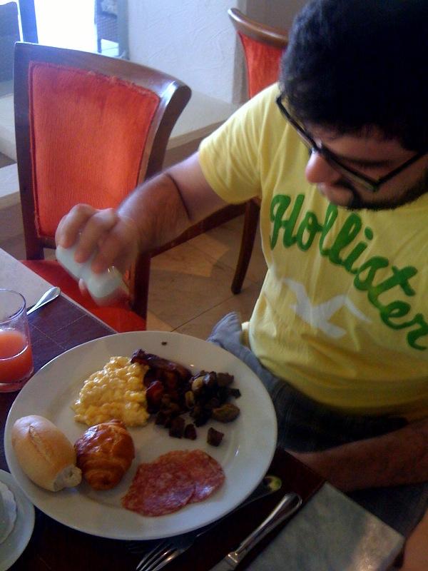Alvinho's Breakfast