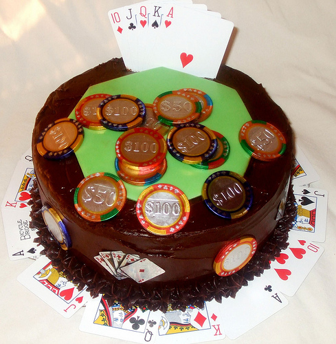 Aniversário Poker