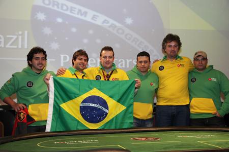 Equipe Brasileira No Acp