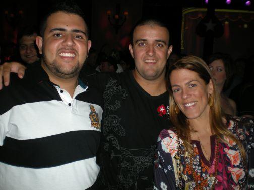 Caio, Akkari E Maridu
