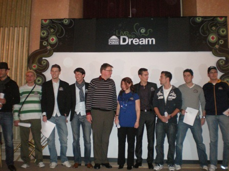 Live The Dream Team 2010