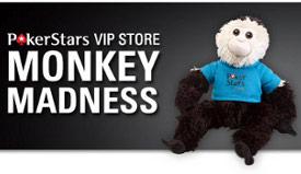 PokerStars Monkey Madness