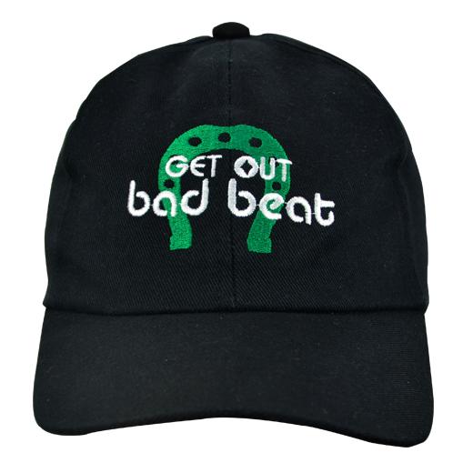 Boné Get Out Bad Beat